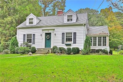 Wilton Single Family Home For Sale: 367 New Canaan Road