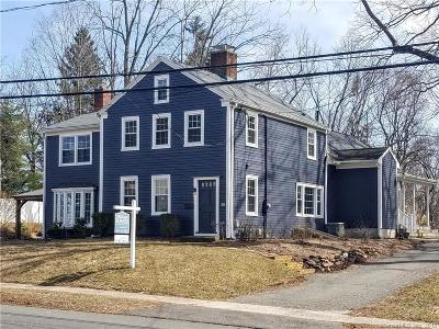 Wethersfield Single Family Home For Sale: 30 Highland Street