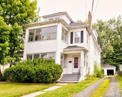 West Hartford Multi Family Home For Sale: 52 Bretton Road