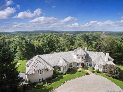 Ridgefield Single Family Home For Sale: 154 Oscaleta Road