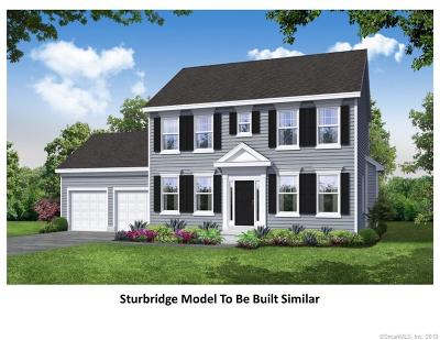 Simsbury Single Family Home For Sale: 06 Cambridge Court