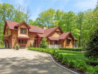 Weston Single Family Home For Sale: 48 Old Mill Road