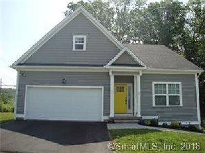 Wolcott Single Family Home For Sale: Lot 45 Heritage Hill