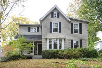 Naugatuck Single Family Home For Sale: 148 Hillside Avenue