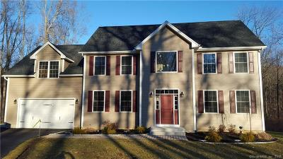 Guilford Single Family Home For Sale: Tbd Bluff View - Lot 61-House Package Drive