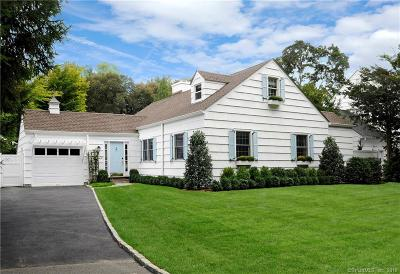 Fairfield County Single Family Home For Sale: 6 Glen Road
