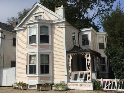 Stonington Single Family Home For Sale: 26 Pearl Street