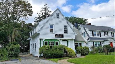 New London Single Family Home For Sale: 393 Ocean Avenue
