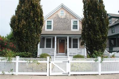Stonington Single Family Home For Sale: 107 Main Street #107