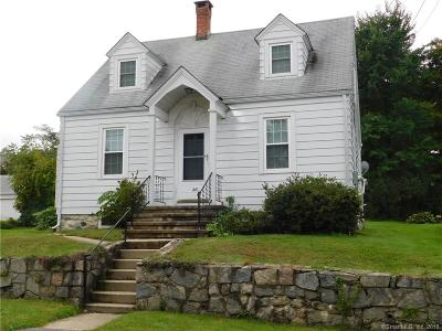 Torrington Single Family Home For Sale: 20 Mount Pleasant Terrace