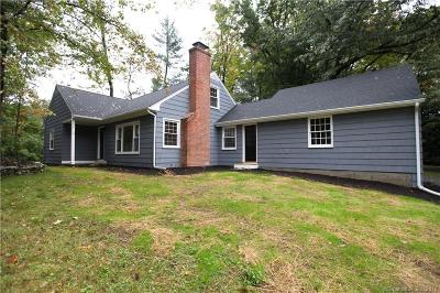 Simsbury Single Family Home For Sale: 15 Ichabod Road