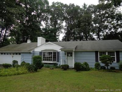 Cheshire Single Family Home For Sale: 70 Lynwood Drive Extension