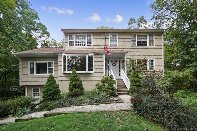 Ridgefield Single Family Home For Sale: 24 Seth Low Mountain Road
