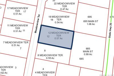 Monroe Residential Lots & Land For Sale: 12 Meadowview Terrace