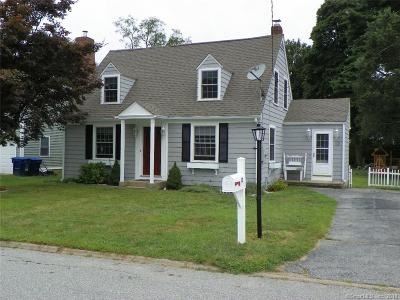 Waterford Single Family Home For Sale: 12 Locust Court
