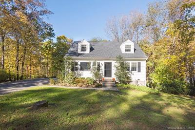 Ridgefield Single Family Home For Sale: 18 Spireview Road