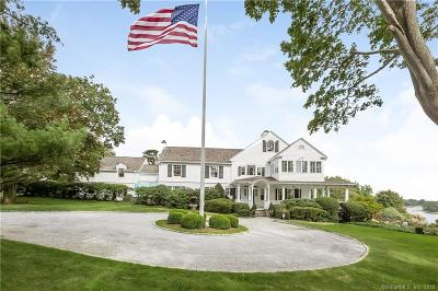 Darien Single Family Home For Sale: 155 Long Neck Point Road