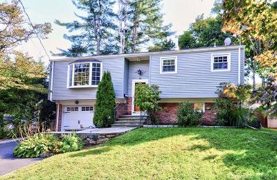 Fairfield County Single Family Home For Sale: 81 Woodway Road