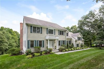 Wilton Single Family Home For Sale: 65 East Meadow Road