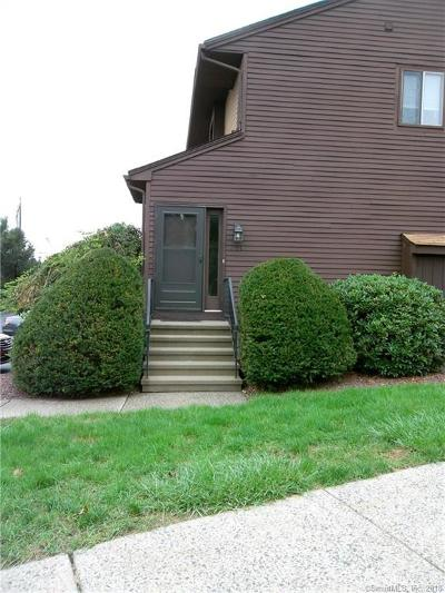 South Windsor Condo/Townhouse For Sale: 709 Summer Hill Drive #709