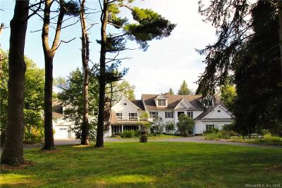 Wilton Single Family Home For Sale: 96 Warncke Road