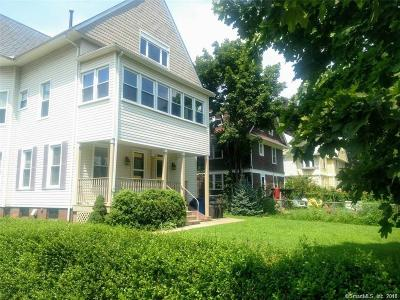 New Haven Multi Family Home For Sale: 315 Alden Avenue