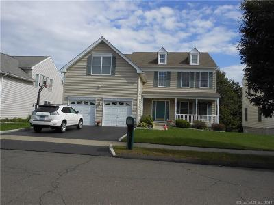 Danbury Single Family Home For Sale: 15 Lilac Lane