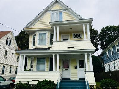 New London Multi Family Home For Sale: 42 Linden Street