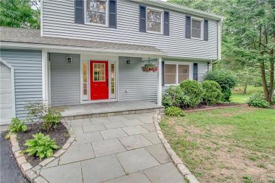 Hamden Single Family Home For Sale: 63 Troiano Road