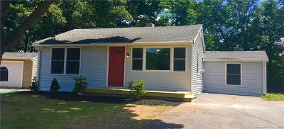 Southington Single Family Home For Sale: 42 Whitney Avenue