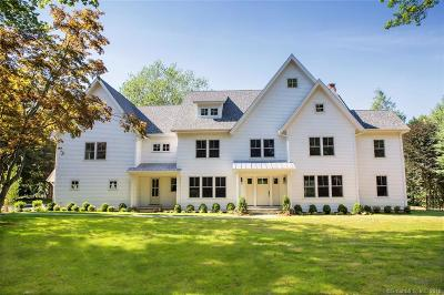 Westport Single Family Home For Sale: 6 Moss Ledge Road