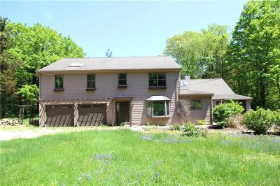 Guilford Single Family Home For Sale: 365 Moose Hill Road