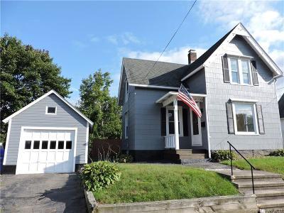 Thomaston Single Family Home For Sale: 19 Center Street