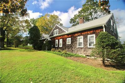 Oxford Single Family Home For Sale: 289 Chestnut Tree Hill Road