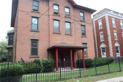 Hartford Condo/Townhouse For Sale: 41 Willard Street #41B