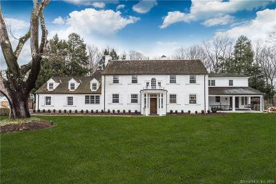 Westport Single Family Home For Sale: 2 Newtown Turnpike