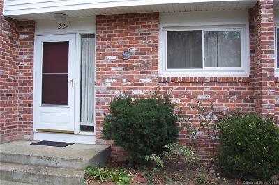 Mansfield Condo/Townhouse For Sale: 22 Anton Road #A