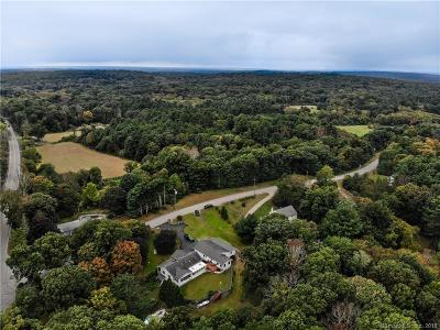 Griswold Single Family Home For Sale: 656 Bethel Road