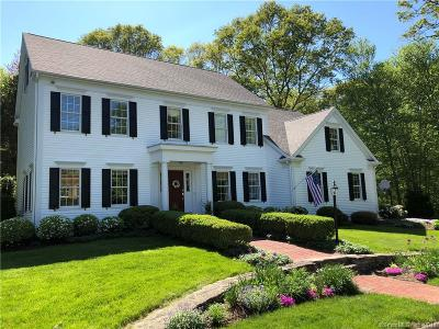 Madison Single Family Home For Sale: 45 Edinburgh Lane