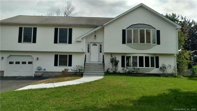Newington Single Family Home For Sale: 100 Kimberley Road