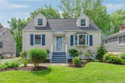Fairfield Single Family Home For Sale: 779 Riverside Drive