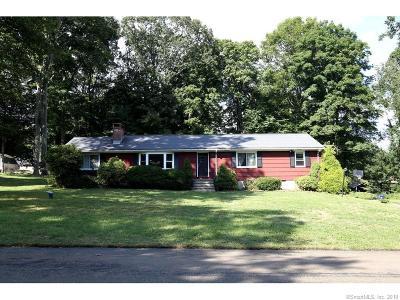 Orange Single Family Home For Sale: 233 Hemlock Hill Road