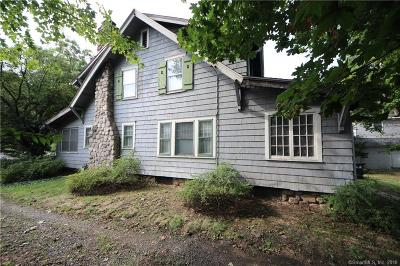Stamford Single Family Home For Sale: 23 Downs Avenue