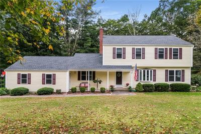 Wallingford Single Family Home For Sale: 8 Pine Glen Terrace