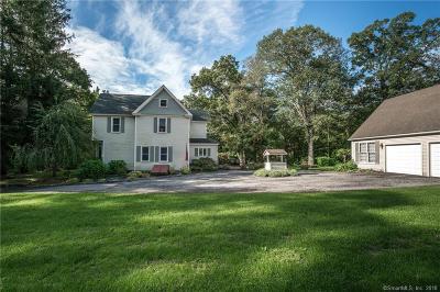 Putnam Single Family Home For Sale: 563 Pomfret Street
