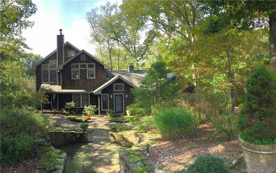 Norwalk Single Family Home For Sale: 3 Little Brook Road