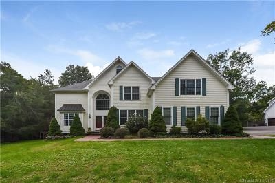 Guilford Single Family Home For Sale: 1790 Moose Hill Road