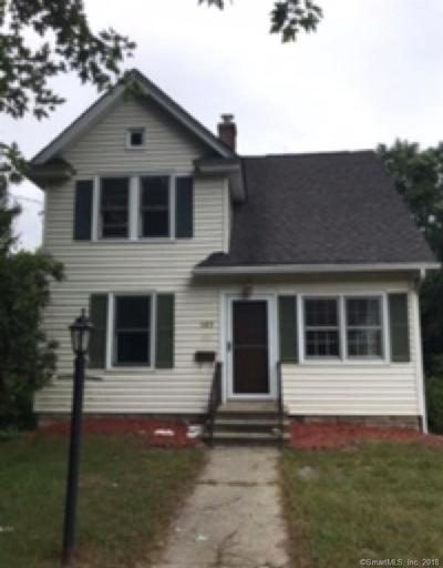 Watertown Single Family Home For Sale: 157 Cherry Avenue