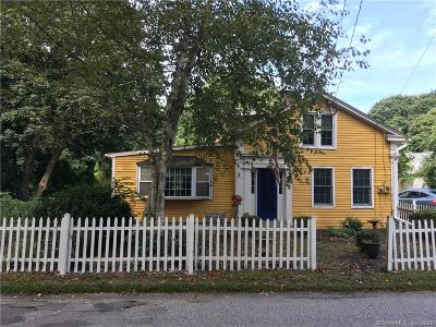 Preston Single Family Home For Sale: 6 Cider Mill Road