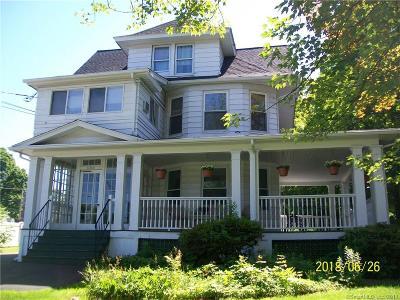Trumbull Rental For Rent: 6368 Main Street #1